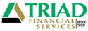 We are a Triad Financial Services Broker